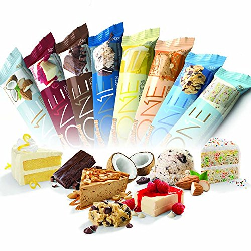 Oh Yeah! One Protein Bars Variety Pack, 12 Bars, Various Flavors - Best Tasting Protein Bars, Superior to Quest Bars, Contains Isomalto Oligosaccharides, High Fiber, High Protein, Great Healthy Snack (Quest Bar One compare prices)