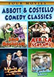 Cover art for  Abbott & Costello Comedy Classics
