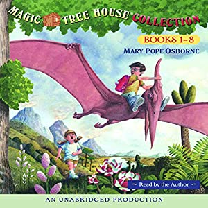 Magic Tree House Collection: Books 1-8 Audiobook
