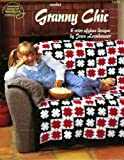 Granny Chic: 6 Retro Afghan Designs (American School of Needlework #1290) (0881959375) by Jean Leinhauser
