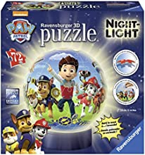 Comprar Patrulla Canina - Puzzle 3D lámpara, 72 piezas (Ravensburger 12187 8)