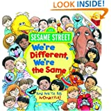 We're Different, We're the Same (Sesame Street) (Pictureback(R))