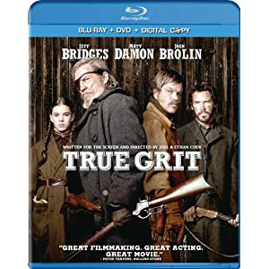 True Grit (Blu-ray/DVD Combo + Digital Copy)