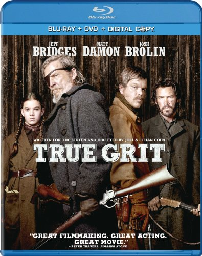 True Grit (Two-Disc Blu-ray/DVD Combo + Digital Copy)
