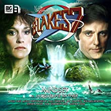 Blake's 7 2.3 Mindset Audiobook by Jacqueline Rayner Narrated by Paul Darrow, Michael Keating, Jan Chappell, Steven Pacey, Tom Chadbon