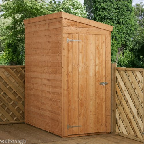 Ideas for storage shed at the side of the house diynot for Side storage shed