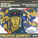 The Soviet Experience, Vol. 4: String Quartets by Dmitri Shostakovich and his Contemporaries.