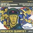 Schnittke: The Soviet Experience Volume IV  [Pacifica Quartet] [Cedille: CDR 90000 145]