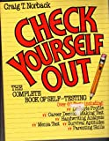 img - for Check Yourself Out: The Complete Book of Self-Testing book / textbook / text book
