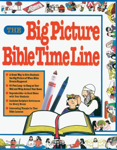 The Big Picture Bible Timeline Book