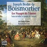 De Boismortier/Cetra D'orfeo/M Keus Les Voyages de l'Amour
