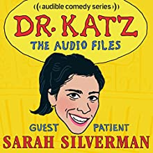 Ep. 3: Sarah Silverman Radio/TV Program by Jonathan Katz, Sarah Silverman, H. Jon Benjamin, Laura Silverman Narrated by Jonathan Katz, Sarah Silverman, H. Jon Benjamin, Laura Silverman