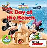 img - for A Day at the Beach (Disney Mickey Mouse Clubhouse) book / textbook / text book