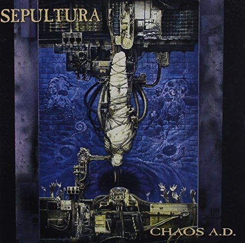 Sepultura - Sepultura Chaos A.D. - Zortam Music