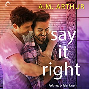Say It Right Audiobook
