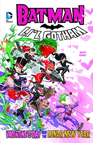 Valentine's Day and the Lunar New Year (Batman: Li'l Gotham) (Joker Lil Gotham compare prices)