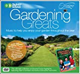 Gardening Greats - Music to help you enjoy your garden throughout the year (CD + DVD)