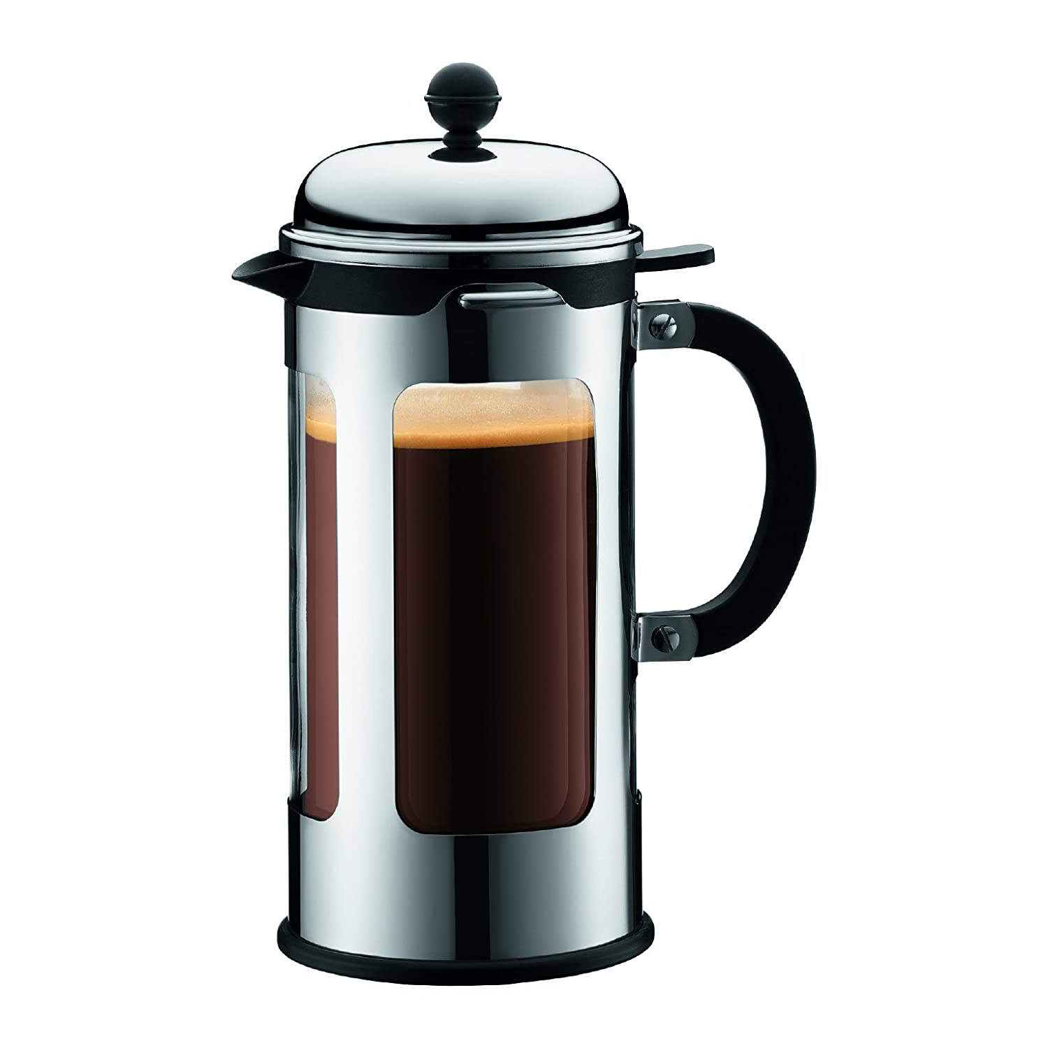 French Press Coffee Maker Images : What Are The Best Insulated French Press Coffee Makers? Top Off My Coffee Please