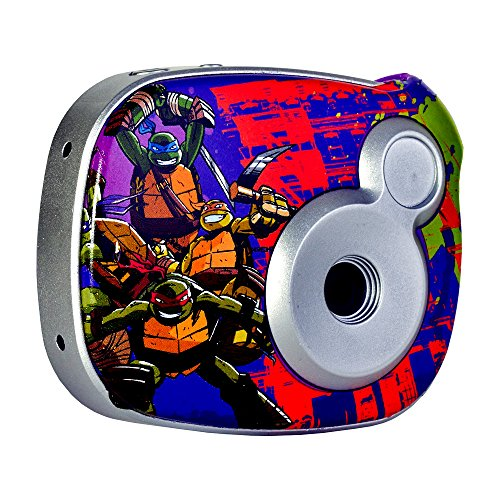 Nickelodeon's Teenage Mutant Ninja Turtles Snap n' Share Digital Camera with 1.5-Inch LCD Screen, Purple (98665)