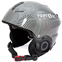 PowerZone® Ski Snowboarding Freeride Out Mould Helmet Adult CE EN 1077 Standards, TUV Tested from PowerZone®