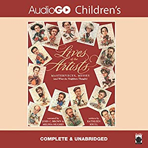 Lives of the Artists Audiobook