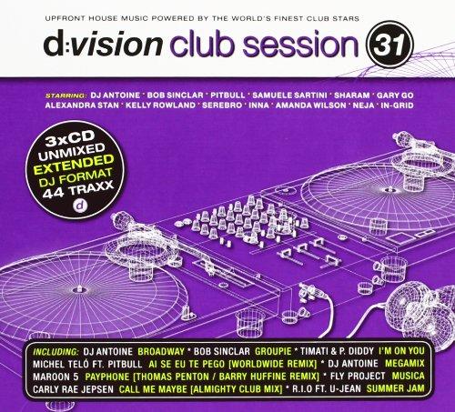 D: Vision Club Session 31 (3 CD)
