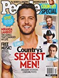 img - for People Country Special Magazine June 2014 book / textbook / text book