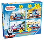 Ravensburger Thomas and Friends 4-in-...