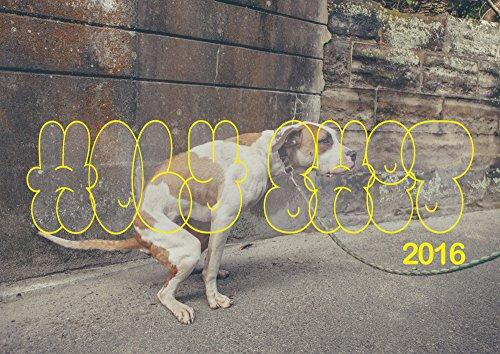 HOLY SHIT 2016 カレンダー