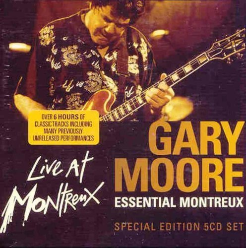 Essential Montreux [5 CD Box Set Special Ed.] by Eagle Rock Entertainment (2009-07-28)