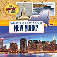 What's Great About New York? Audiobook by Ann Malaspina Narrated by  Intuitive