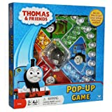 Thomas the Tank Pop Up Game
