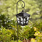 Minnie Mouse Solar Hanging Lantern with Shepherd's Hook