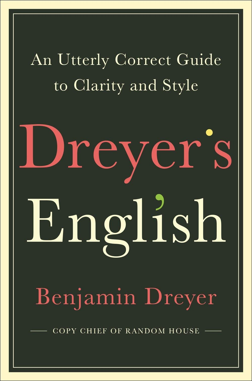 Buy Dreyers English Now!