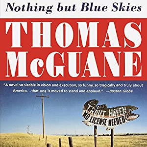 Nothing but Blue Skies Audiobook