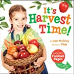 It's Harvest Time!: A Book with Foldo...