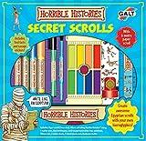 Horrible Histories Secret Scrolls