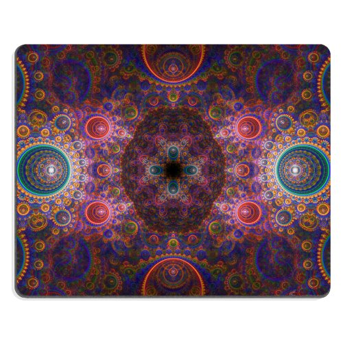Pattern Abstract Picture Mouse Pads Customized Made To Order Support Ready 9 7/8 Inch (250Mm) X 7 7/8 Inch (200Mm) X 1/16 Inch (2Mm) High Quality Eco Friendly Cloth With Neoprene Rubber Liil Mouse Pad Desktop Mousepad Laptop Mousepads Comfortable Computer front-927746