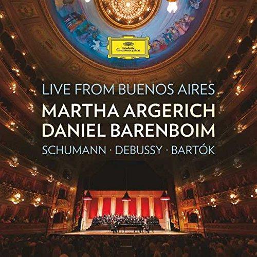Schumann, Debussy, Bartók