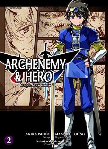 Archenemy & Hero, Band 2