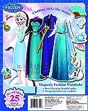 Bendon Disney Frozen Elsa Wooden Magnetic Playset (25-Piece)
