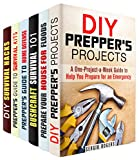 Emergency Preparedness Box Set (6 in 1): Strategies and Long-Term Tactics to Prepare Yourself in Dire Situations (SHTF Off the Grid)