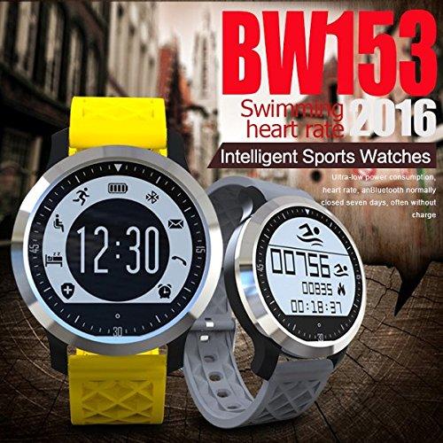 (Random Color) GX-BW153 Smart Bracelet Sleep Heart Rate Monitor IP68 Waterproof Fitness Tracker Sport Watch / GX-BW153 Smart Bracelet Sleep Heart Rate Monitor IP68 Waterproof Fitness Tracker Sport W