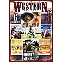 6-Movie Western Collection