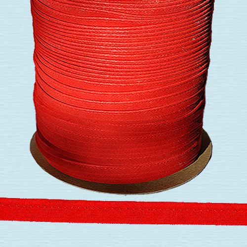 Review Piping Cord ~ 3/8 Piping Cord -1/8 Filler Cord RED (10 Yards / Pack)