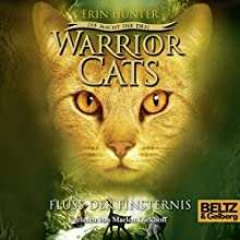 Fluss der Finsternis (Warrior Cats: Die Macht der Drei 2) Hörbuch von Erin Hunter Gesprochen von: Marlen Diekhoff