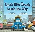 Little Blue Truck Leads the Way board...