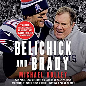 Belichick and Brady Audiobook