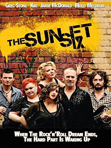 The Sunset Six on Amazon Prime Instant Video UK