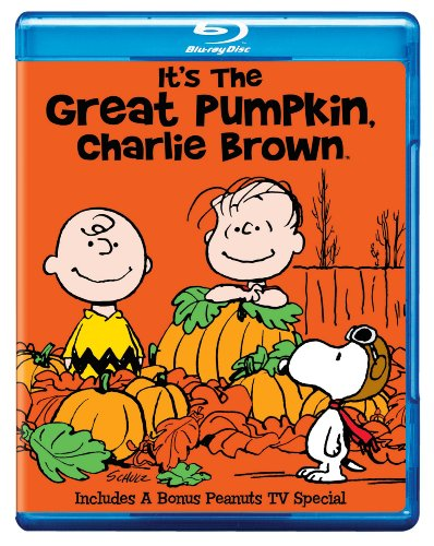 Cover art for  It's the Great Pumpkin, Charlie Brown [Blu-ray]